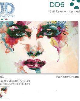 Diamond Painting Rainbow Dream