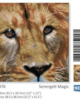 Diamond Painting Serengeti Magic