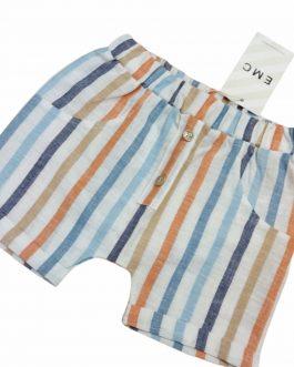 Pantalone Corto EMC Neonato