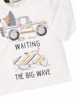 T-Shirt Manica Lunga EMC Neonato
