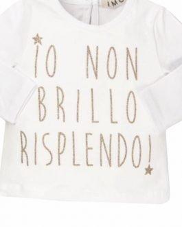 T-Shirt Manica Lunga Emc Neonata