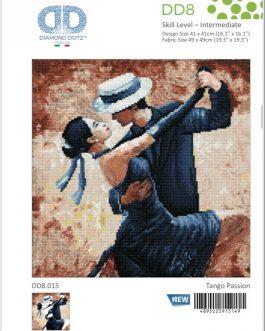 Diamond Painting Tango Passion