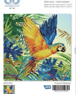 Diamond Painting Tropical Majesty