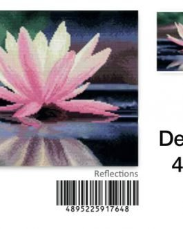 Diamond Painting Reflections