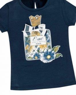 T-Shirt Manica Corta EMC Ragazza